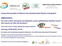Interkulturelle Woche in Borgsdorf