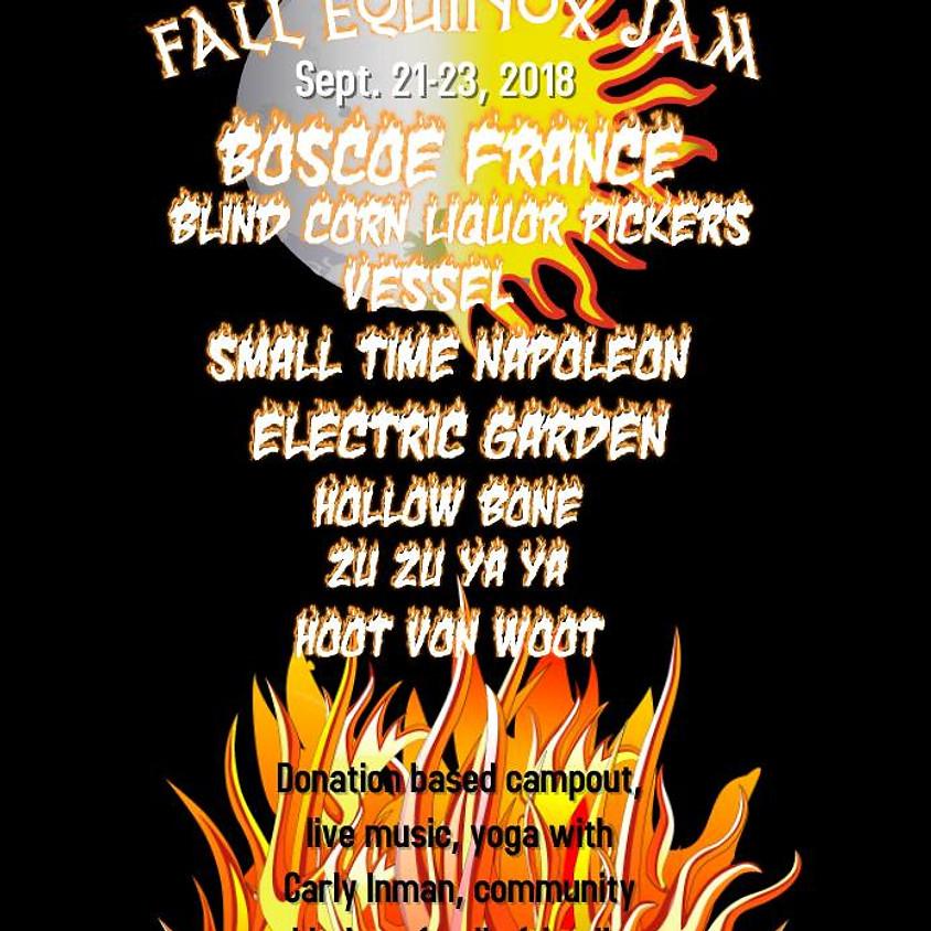 6th Annual Fall Equinox Jam