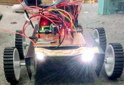 Robotic Car