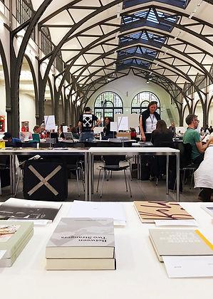GLORIA Books at Friends with Books Berli