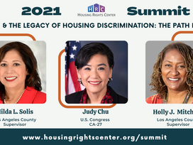 HRC Celebrates National Fair Housing Month with 22nd Annual Summit