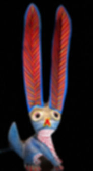 No Mas! Alebrije rabbit