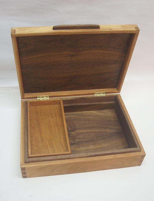 heirloom dovetailed jewelry boxes