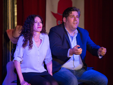 the show we wrote late bloomers in austin sketch fest 2015 - steve rogers photography
