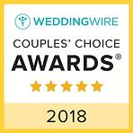 Wedding Wire Couple's Choice Award