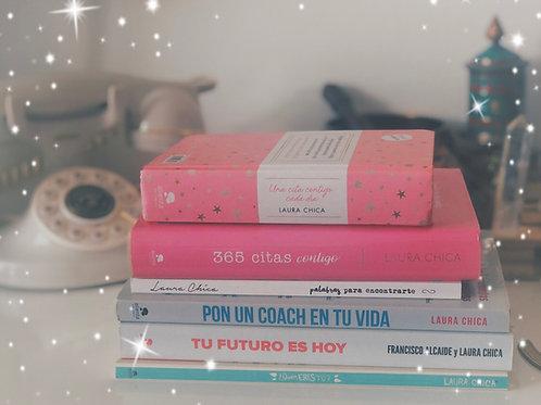 Pack todos los libros de Laura Chica