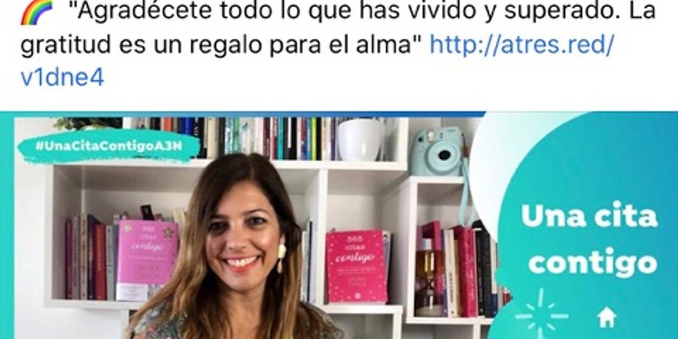 Laura Chica cada jueves en Antena 3