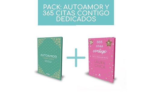 Pack Autoamor y 365 Citas dedicado