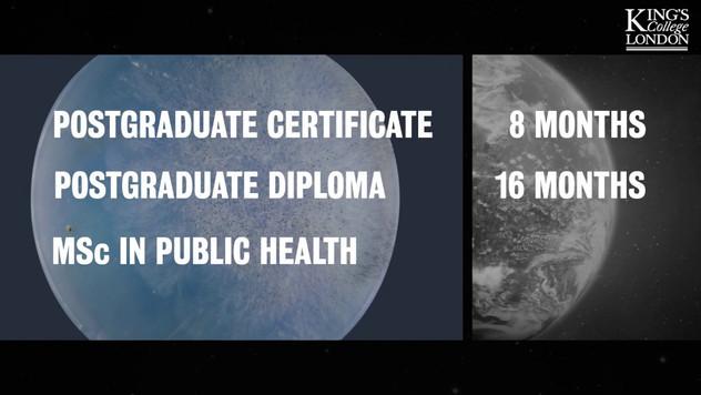 Public Health Course Trailer