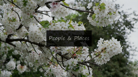 People & Places | Laima & London
