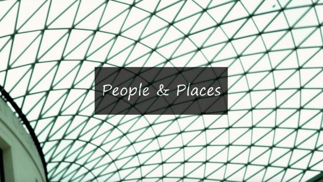 People & Places | Dan & London