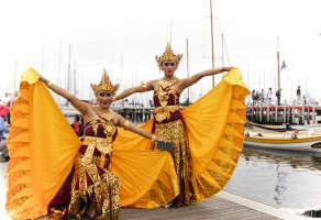 Penampilan IAG di The Wooden Boat Festival of Geelong