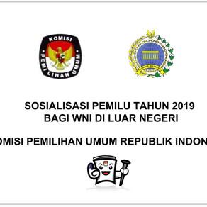 Sosialisasi PEMILU 2019