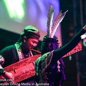 Rayhan Sudrajat, Musisi asal Bandung Yang Mahir Mainkan Sape.