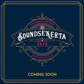 SOUNDSEKERTA 2018: SERENADE FOR THE NATION
