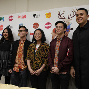 Soundsekerta 2018 yang bertajuk Serenade For The Nation