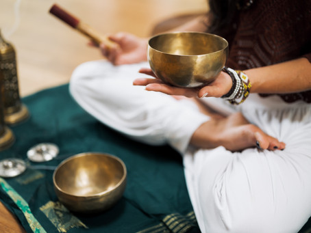 Vibrational Sound Therapy ~ What is it and Why it works?