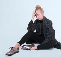 Fashion-Model-Sitting
