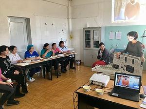 2019.01.22 - Hospital 2ème staff meeting