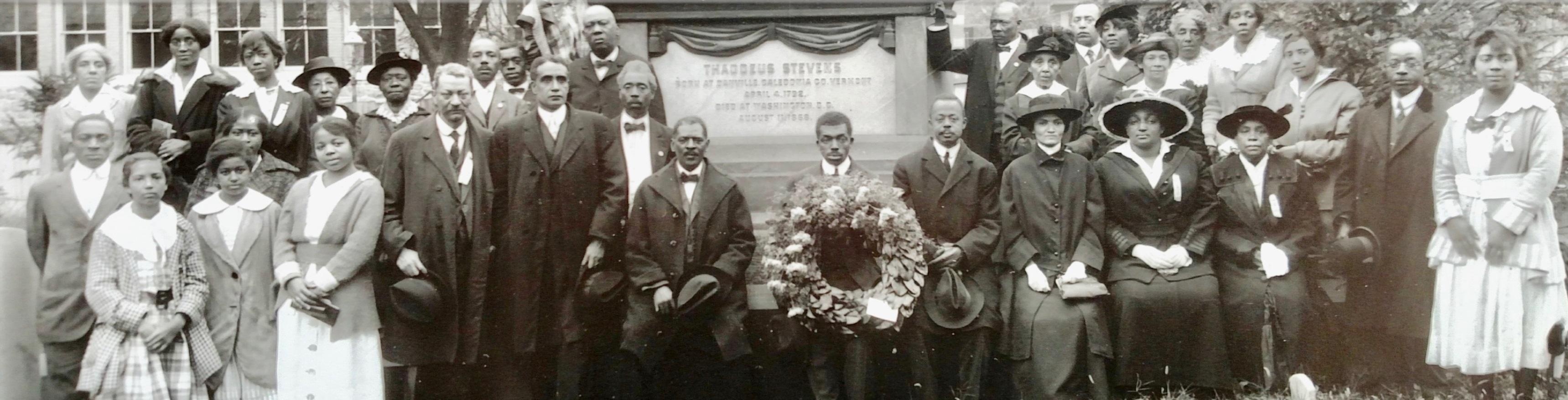 Negro Civ League1918