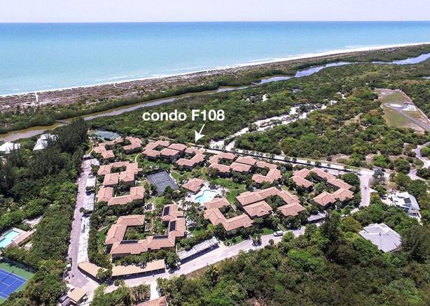 Sanibel Family Vacation F108 location