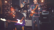 With Buddy Miles