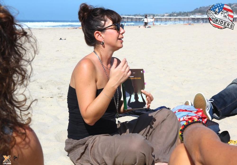 La Pattuglia dell'Alba a Pacific Beach - BookRiders - Californoir
