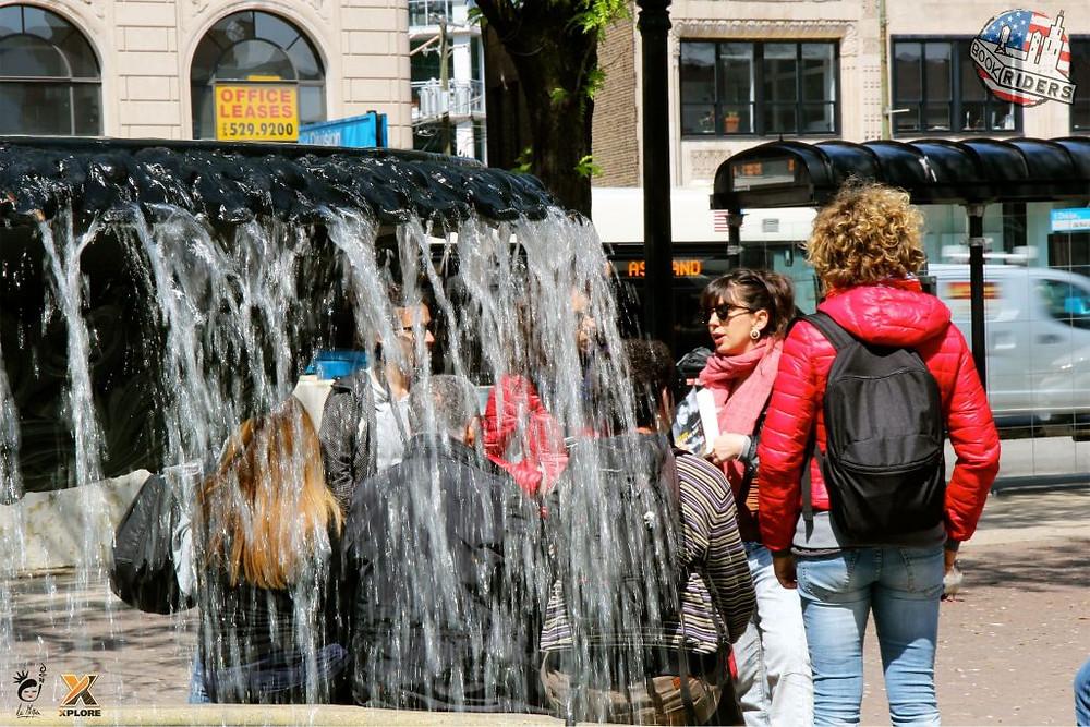 la fontana di nelson algren