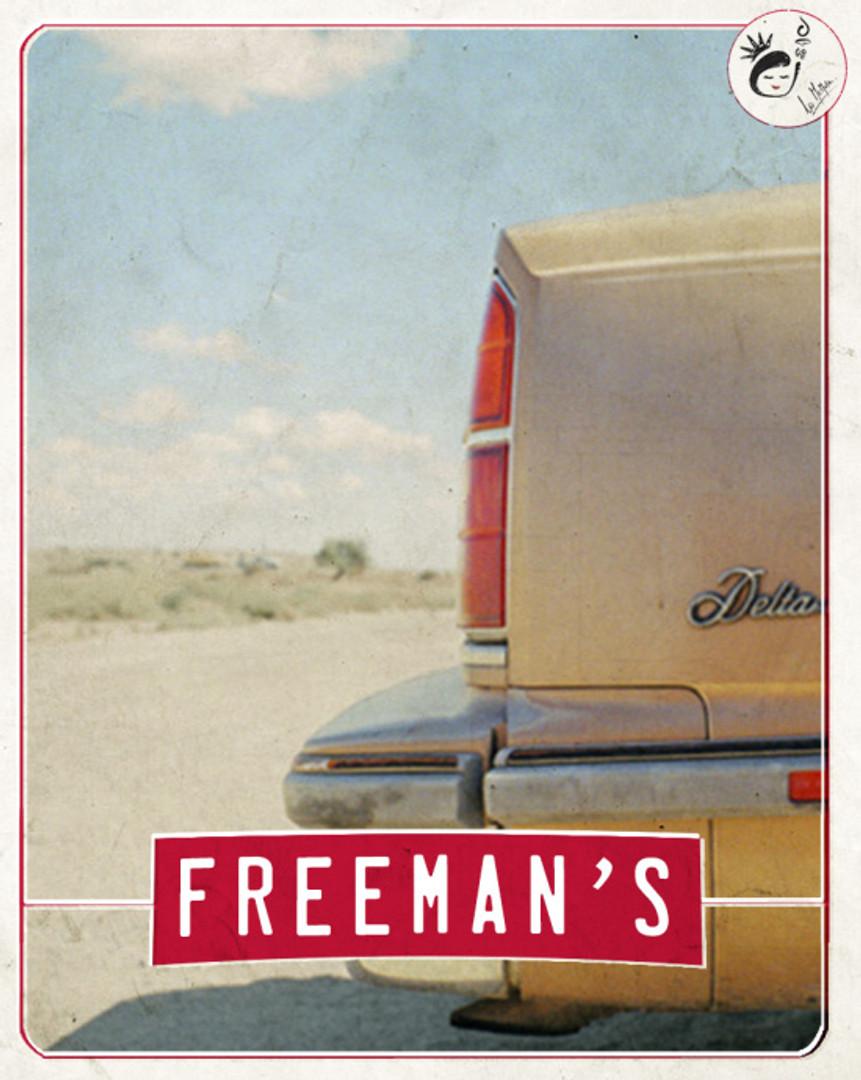 figurina #20 - freeman's - McMusa