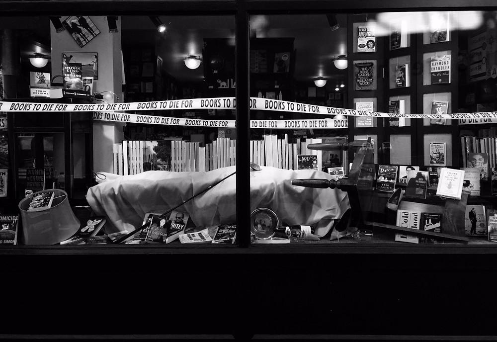 BookSoup #Californoir - McMusa