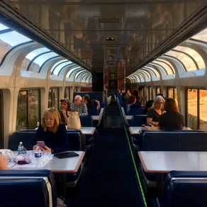 Attraversare l'America in treno