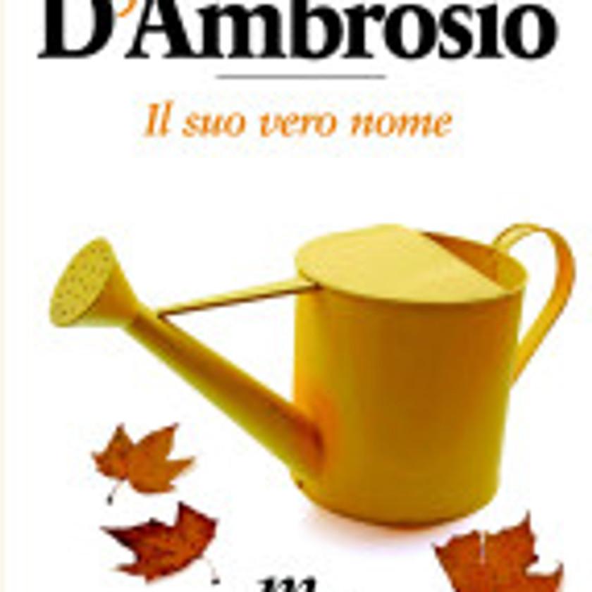 Il suo vero nome – Charles D'Ambrosio