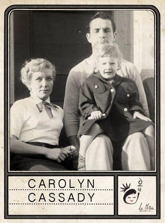 figurina #10 - carolyn cassady