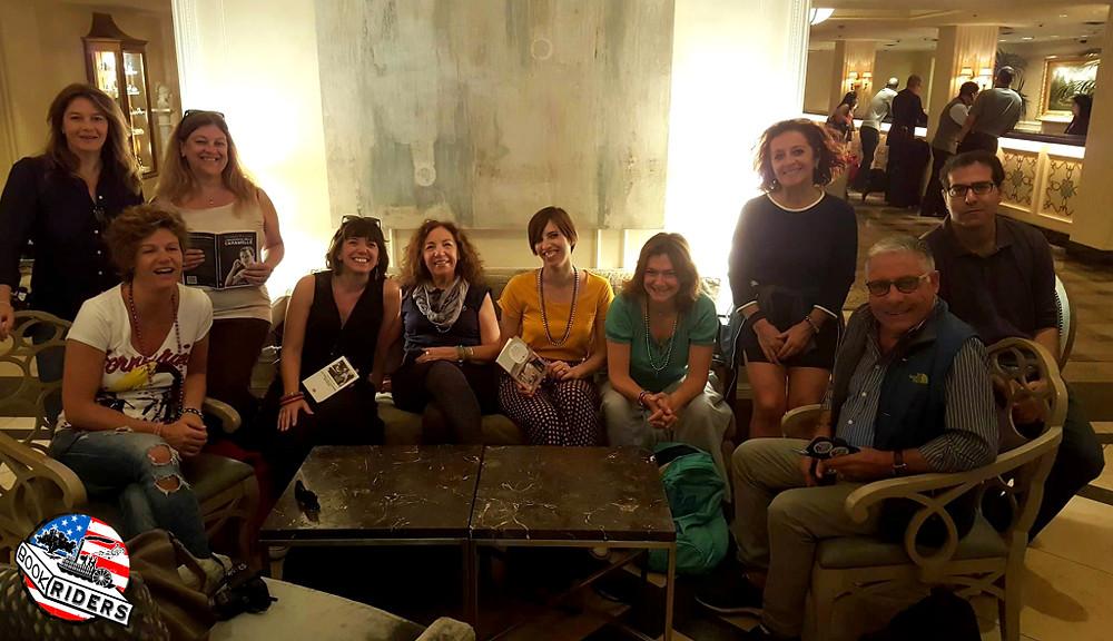 Book Riders - #magicLouisiana - foto di gruppo