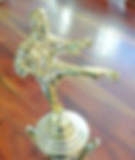 Karate trophy