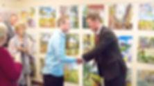 Andrew Voller meets Stephen Lloyd