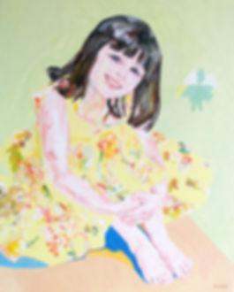 Andrew Voller Girl of the Garden