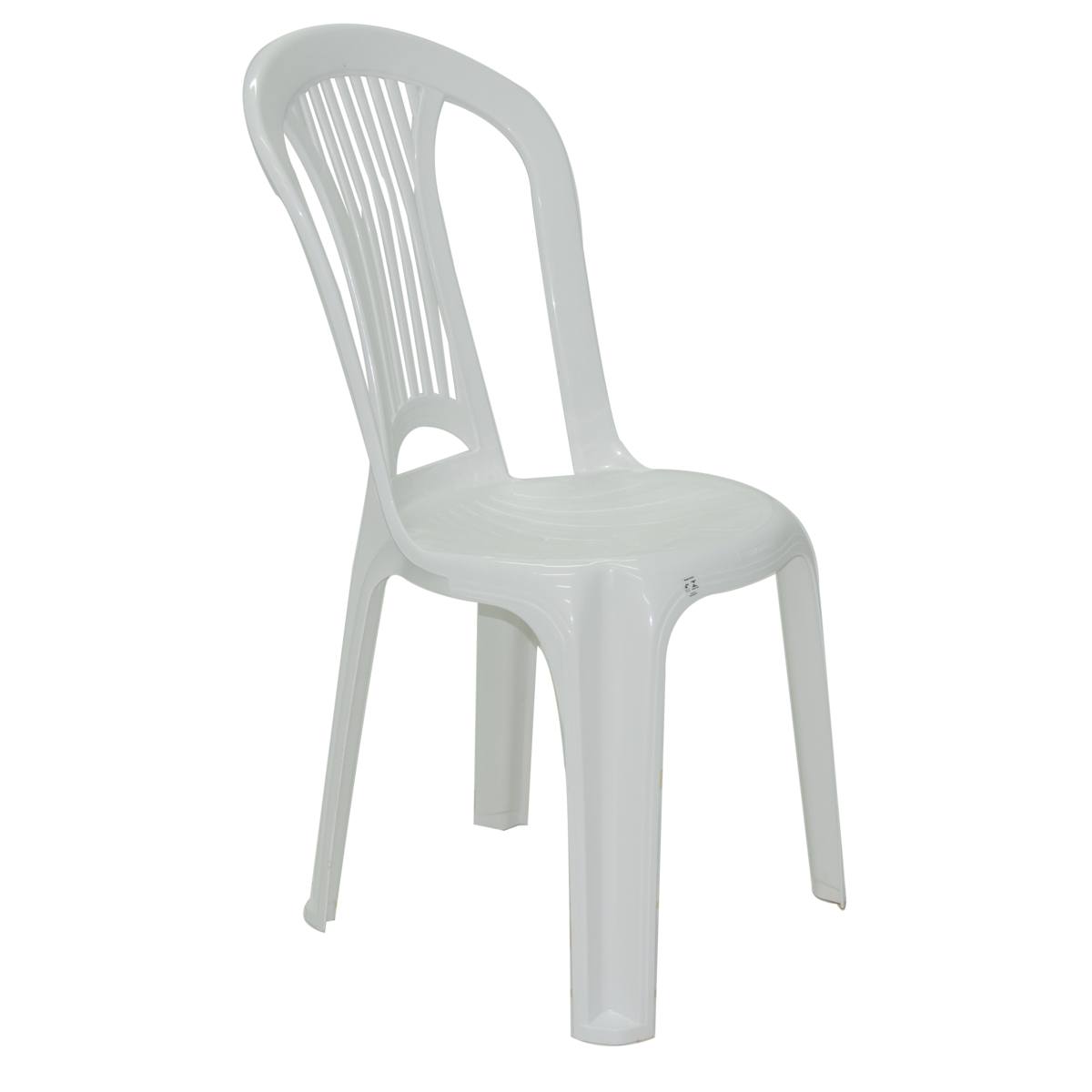Cadeira Bistrô de Plástico