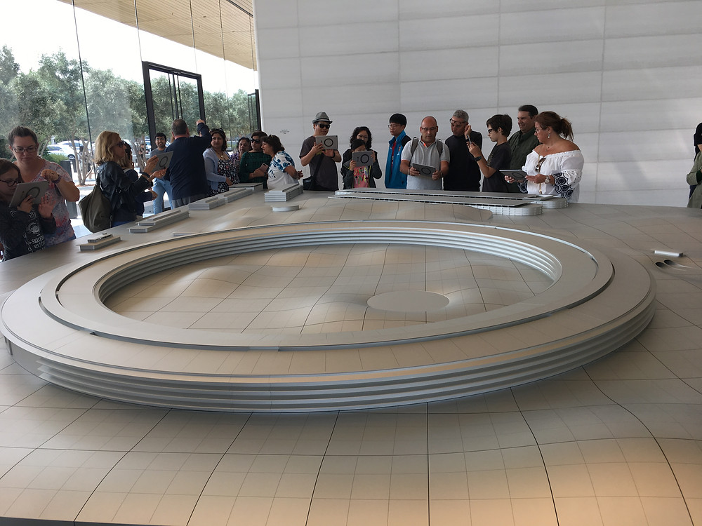 Apple Visitor Center, Cupertino, CAL