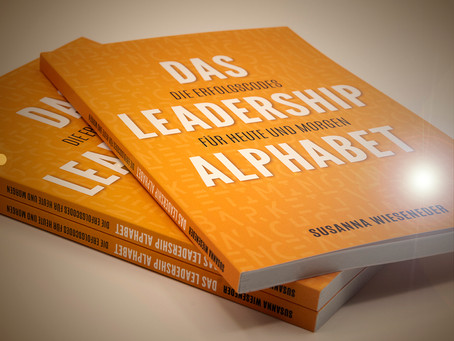Mein neues Buch: Das Leadership Alphabet