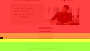 Analisi e studio della heatmap per definire una User Experience UX di successo