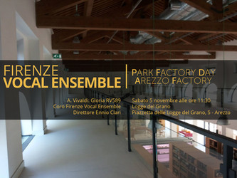 Park Factory Day - Arezzo Factory