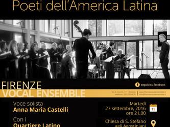 LA GRANDE MUSICA IN SANTO STEFANO Misa Criolla - Poeti dell'America Latina