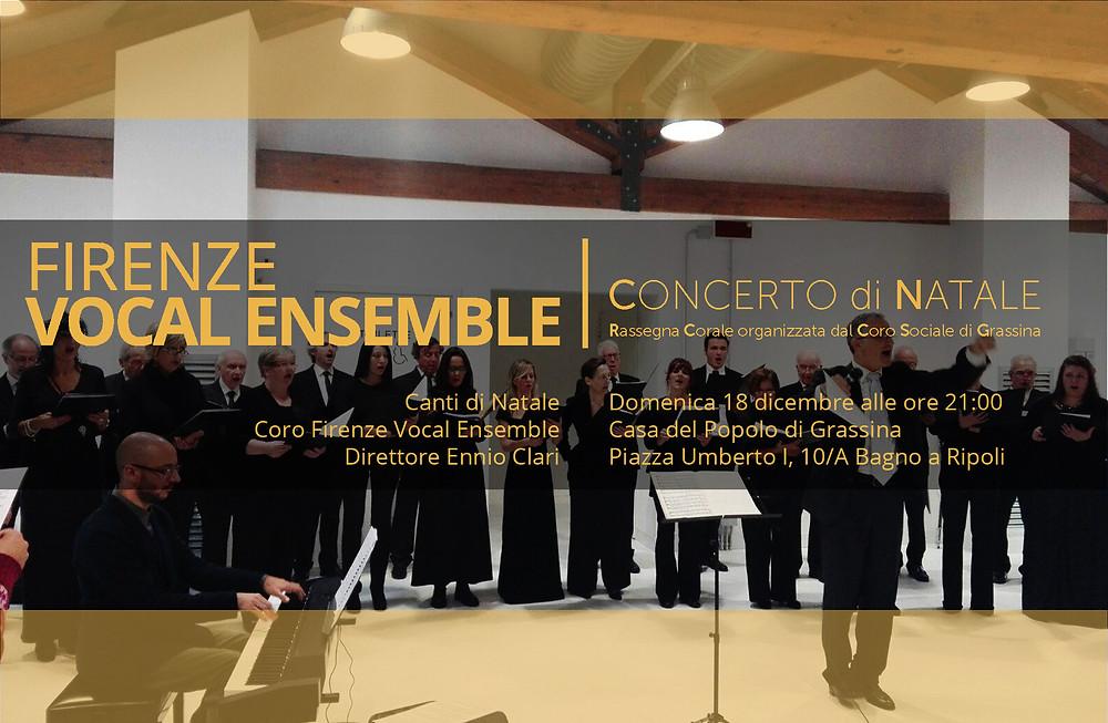Rassegna Corale organizzata dal Coro Sociale di Grassina
