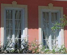 Molduras para janelas em EPS, molduras de isopor para janelas