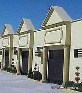Colunas de fachadas decorativas, personalizadas, corte sob medida