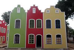fachada temática, fachadas especiais, cenários leves