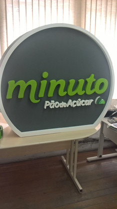 Logotipo de loja para evento