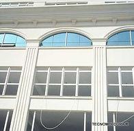 Molduras para colunas feitas sob medida, molduras de colunas