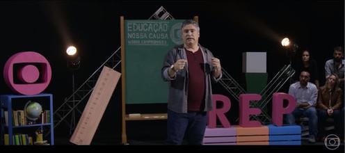 rep globo educação